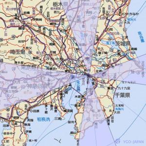 検見川神社の御神水